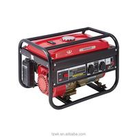 Standard 2kw-6kw suzuki generator, honda engine, aluminum wire alternator, hand start, good carburator