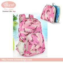 promotional backpack for travel