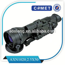 Best selling 2.5x50 Night vision scope,civilian & military night vision riflescope