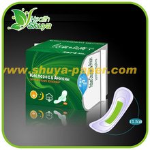 Green strip anion panty liner (new and hot) for women