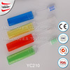 wholesale hot selling cheap disposable travel set hotel toothbrush with toothpaste travel toothbrush
