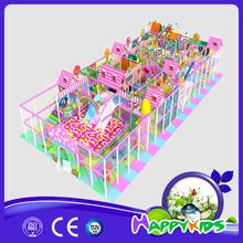Family playground Children funny Game with indoor playground equipment