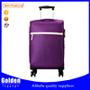 Cheapest 20'' 24'' 28'' one set business travel luggage hot sale to Europe luggage bag 1680D fabric trolley luggage