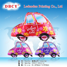B0212 party decoration aluminium foil cy balloon for wedding stage decoration