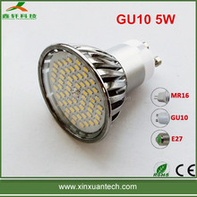 Hot sale Warm White 3W/5W/7W GU10 led spot smd2835