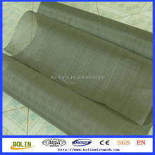 FeCrAl High Temperature Resistance wire mesh/FeCrAl Wire Mesh Screen/Filter Cloth