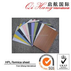 High quality hpl natural / high-pressure laminates / formica sheet for decoration