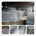 gavión galvanizado de muros de contención