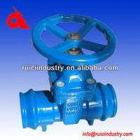 RC toyo socket gate valve