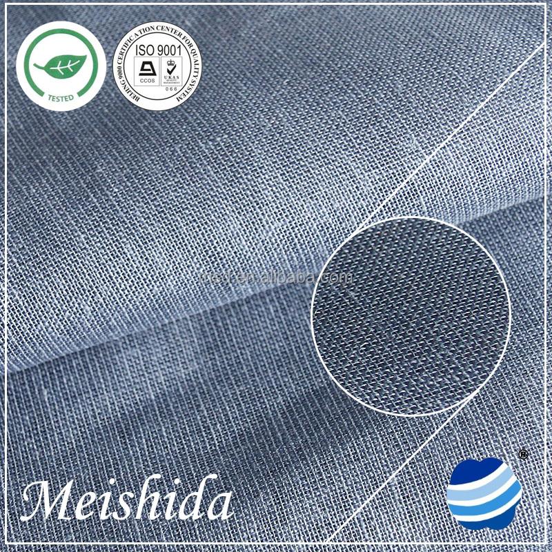 proveedor rápido de la tela de lino del lino de la venta caliente