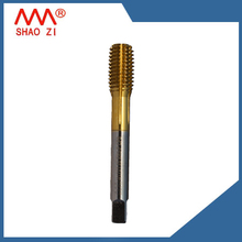 Metric Size HSS Screw Thread Tap Tool, HSSCo Machinery Tools for Metal Parts