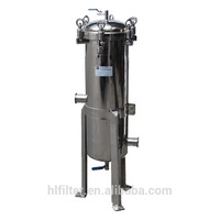 Top quality 304ss milk filter