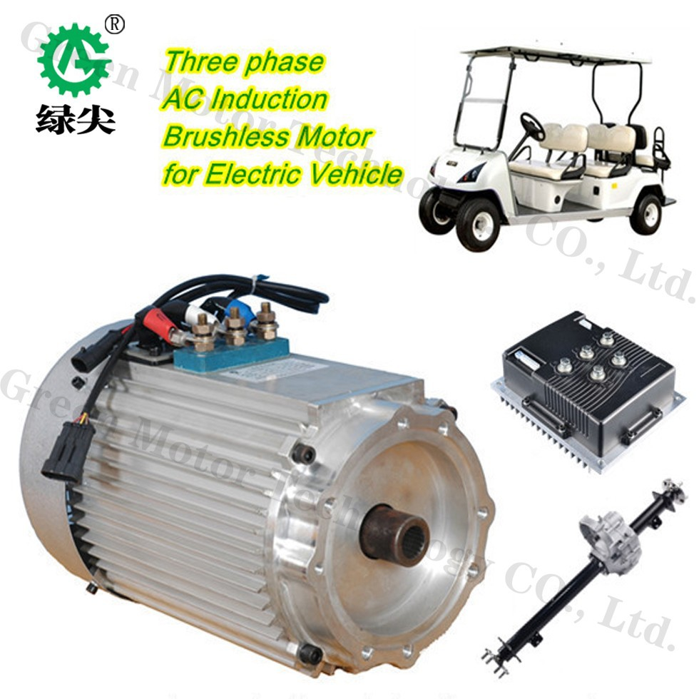 Cheap And High Quality Drive Motor For Electric Car Three