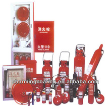Red Epoxy Polyester Powder Coating For Fire Control Equipment