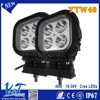 Low price and high quality! Y&T Y&T hight quality super bright battery operated led work light for car,truck,suv