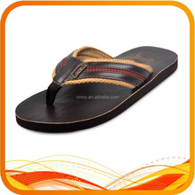 trade assurance high quality male rubber flip flops slippers 2015