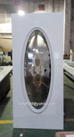 "32""80"" Steel Entrance Door Big Oval Model No. Erus"