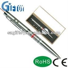 Custom copper LED laser point pen