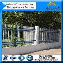Protective Cheap Wrought Iron Fence Panels For Sale