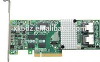 New Network Card 9261-8I 8 port 6gb/s sas pcie 2.0 x8 raid 0/1/10/5/6 hba card