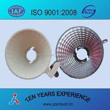 LED light shell housing injection plastic molding