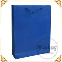 China Factory manufacturer custom birthday paper bag