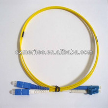 2.0mm LC-SC SM 9/125 DX Fibre Optic Patch Cord 1M in Telecommunication Equipment
