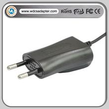 Cargador de teléfono con CE FCC UL con todo tapa
