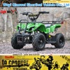 CE electric mini moto quad bike kids games ATV Buggy 4 wheel trike 500W mini bike ATV
