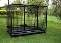 Large animal fence outdoor dog cage panel animal fence portable dog kennels
