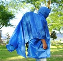 Multifunction hiking raincoat / travel raincoat / bicycle raincoat