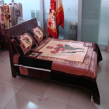 A blanket covered 4 picecs factory direct sale, clearance processing, the sale at a loss