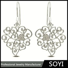 Most popular products silver earrings daisy jewelry