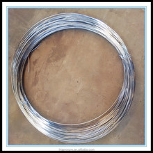 Zinc coated wire used in greenhouse binding wire/Hot galvanized Wire