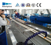 PVC trunking or profile production line