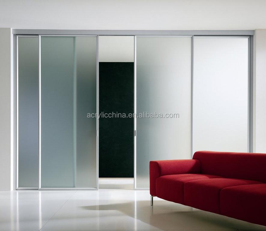 living room acrylic furniture acrylic sliding doors high