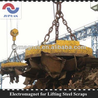 MW5 Series Powerful Magnetic Lifter for Lifting Steel Scraps