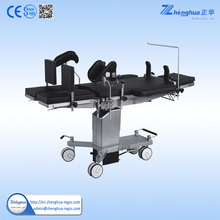 Factory price easy use stainless steel advanced hydraulic surgical operation table MT-600