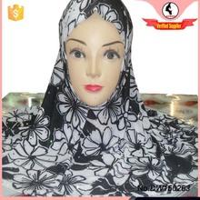Linen Hijab Head Scarf