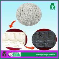 foundry sand coating with Excellent gas permeability