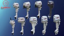 outboard motor 4 stroke 2.5 hp gasoline EARROW