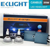 2015 EK patent led car headlight kit 3800lm 6v 9004 h11 led headlight