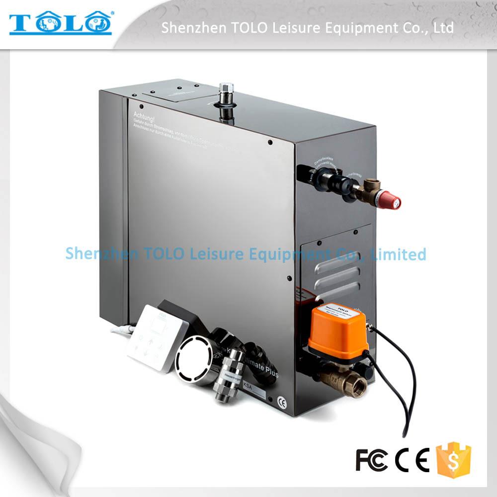 Portable sauna générateur de vapeur, Helo générateur de vapeur pour douche