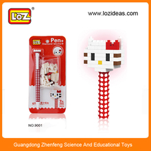 China diy 3d pen,puzzle pen, brick pen