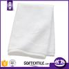 Cheap wholesale bath room 100% cotton plain white hand towel