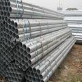 89mm diâmetro galvanizado tubo de aço redondo