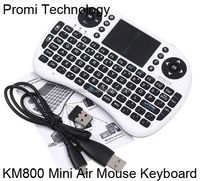 Portable 2.4G Mini Wireless Fly Mouse Keyboard With Touchpad For Android TV Box