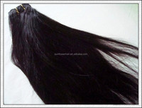 100 Best quality raw unprocessed chinese hair human hair
