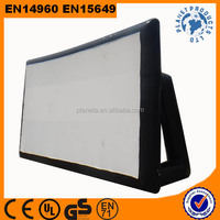 Giant Outdoor Inflatable Projection Screen For Sale