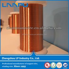 Hot Sell China UL Certificate Enameled Copper Winding Wires in Class F
